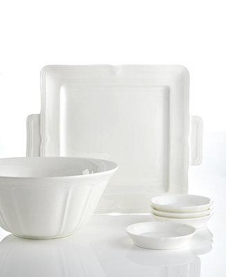 Mikasa Dinnerware Antique White New Collection
