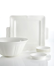 Mikasa Dinnerware, Antique White New Collection