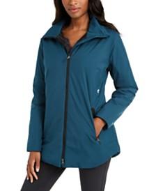 Hi-Tec Devil Mountain Hooded Raincoat