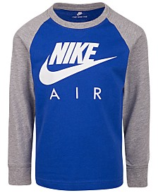 Nike Little Boys Air-Print T-Shirt