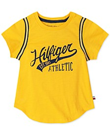 Toddler Girls Athletic T-Shirt
