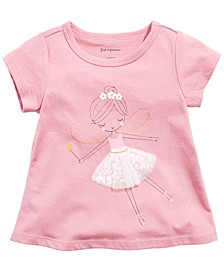 Toddler Girls Cotton Fairy T-Shirt, Created for Macy's