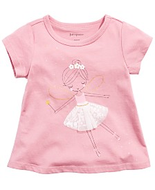 First Impressions Toddler Girls Cotton Fairy T-Shirt, Created for Macy's