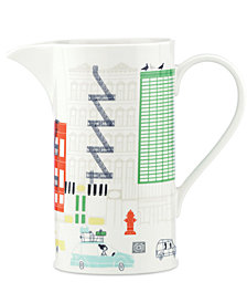 kate spade new york Dinnerware, About Town Pitcher