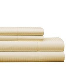 450 Thread Count Dobby Cotton California King Sheet Set