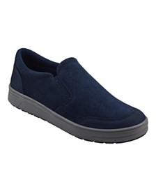 Easy Spirit Nutmeg Slip-On Sneakers