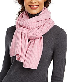 INC Twisted Rib Muffler Scarf, Created for Macy's