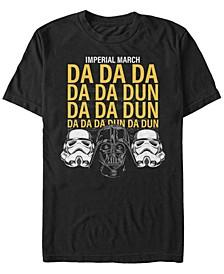 Men's Classic Empire Helmets Imperial March Short Sleeve T-Shirt