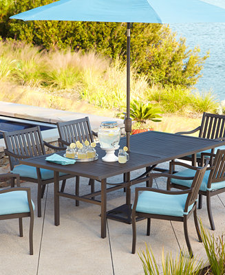 Closeout Holden Outdoor Dining Collection Created For Macy 39 S Furniture Macy 39 S