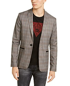 Men's Glen Plaid Blazer