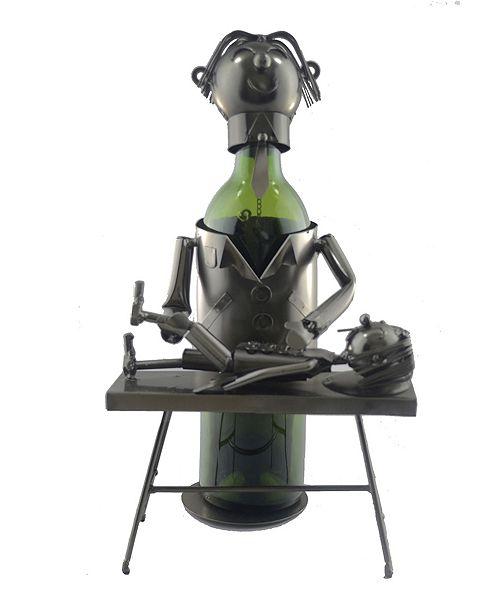Wine Bodies Chiropractor Wine Bottle Holder