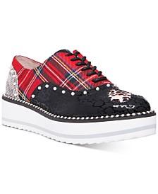 Betsey Johnson Marti Flatform Sneakers
