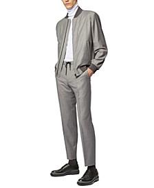 BOSS Men's Banks 4 Slim-Fit Trousers