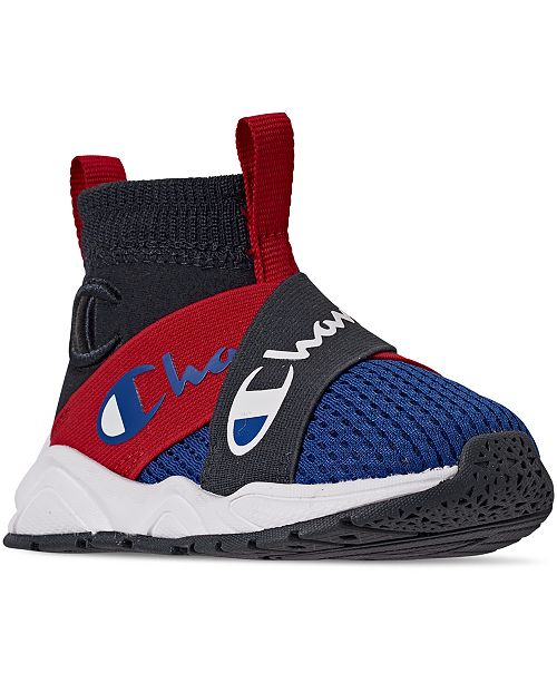 Champion Toddler Boys Rally Crossover Casual Sneakers from Finish Line
