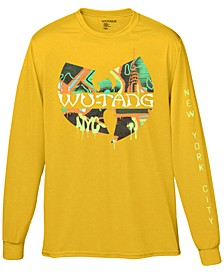 Wu-Tang Clan Graffiti Men's Graphic T-Shirt