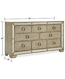 Ailey 8 Drawer Dresser
