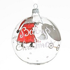 Old St. Nick Babys First Christmas Ornament