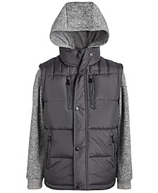 Big Boys Hybrid Jacket
