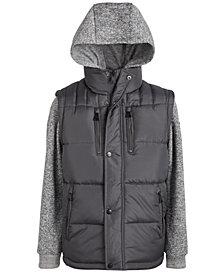 DKNY Big Boys Hybrid Jacket