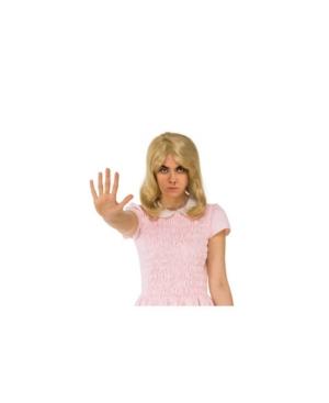 Women's Stranger Things Eleven's Blonde Wig