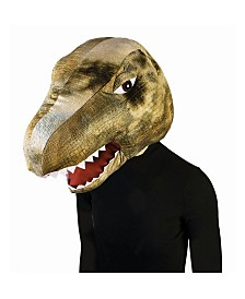BuySeasons Adult Dinosaur Mascot Mask