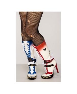 Women's Harley Quinn Boots