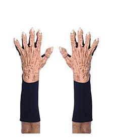 Adult Short Flesh Monster Gloves