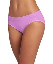 Women's Cotton Stretch Bikini Underwear 1341