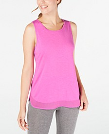 Mesh-Hem Tank Top, Created for Macy's