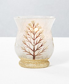 Holiday Tree Mini Votive Holder