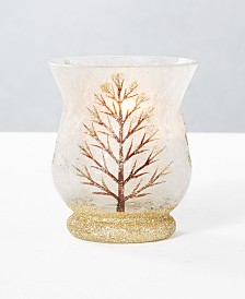 Home Essentials Holiday Tree Mini Votive Holder
