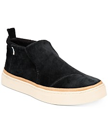 TOMS Women's Paxton Suede Sneakers