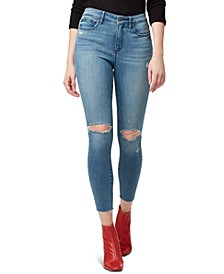 Social Standard Ripped Ankle Skinny Jeans