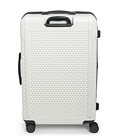 "CLOSEOUT! Driver 28"" Expandable Hardside Spinner Suitcase, Created for Macy's"