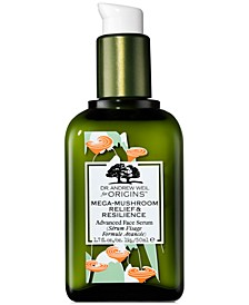 Dr. Andrew Weil For Origins Mega-Mushroom Relief & Resilience Advanced Face Serum, 1.7-oz.