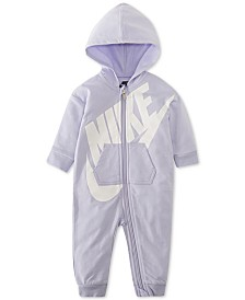 Nike Baby Boys and Girls Play All Day Hooded Coverall