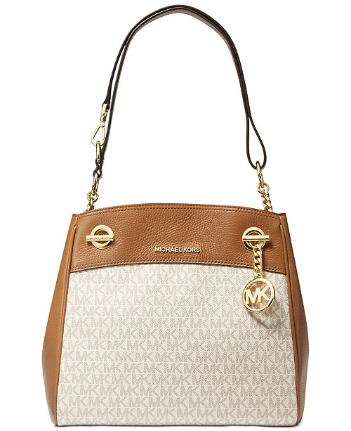 Michael Kors Jet Set Chain Legacy Shoulder Bag & Reviews