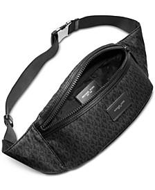 Men's Greyson Leather Hip Bag