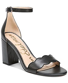 Odila Ankle-Strap Dress Sandals