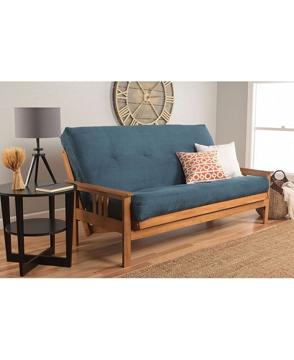 Kodiak Monterey Futon in Butternut Finish