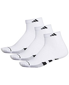 3-Pk. Men's Cushioned Quarter Socks