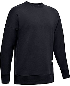 Under Armour Big Boys Unstoppable Fleece Sweatshirt
