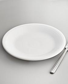 "7.25"" White Salad Plate"