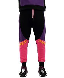 Black Pyramid Men's Racer Blocked Jogger Pants