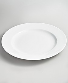 Whiteware Rim Dinner Plate, Created for Macy's