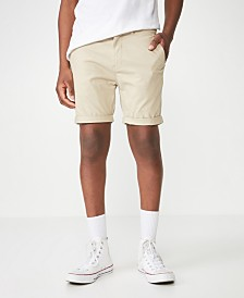 Cotton On Washed Chino Short