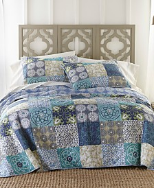 Bowery Bodega Marni 3 Piece Quilt Set - Queen
