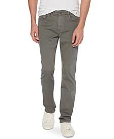 Men's Slim-Fit Colored Denim Jeans