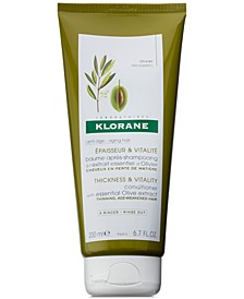 Conditioner With Essential Olive Extract, 6.7-oz.
