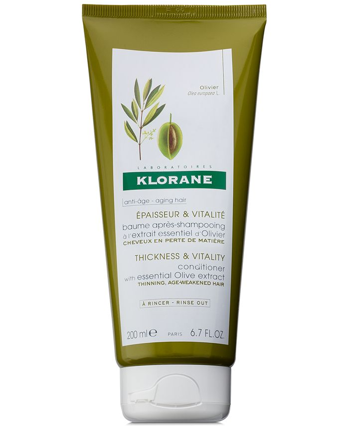 Klorane - Conditioner With Essential Olive Extract, 6.7-oz.